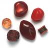 Lucite Assorted Medium Beads Asian Spice - 42 Grams
